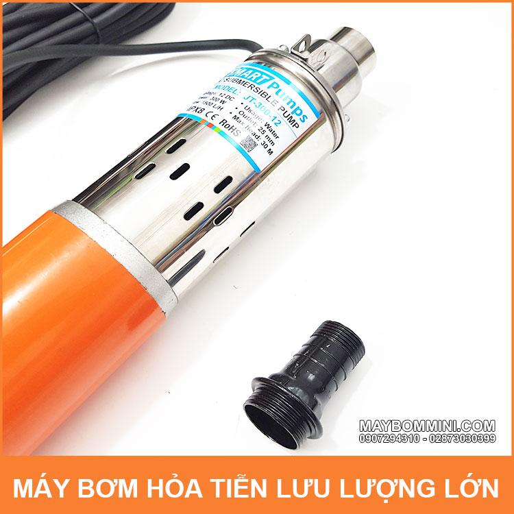 May Bom Chim 12v Nang Luong Mat Troi