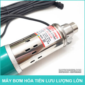 May Bom Chim 24v Nang Luong Mat Troi