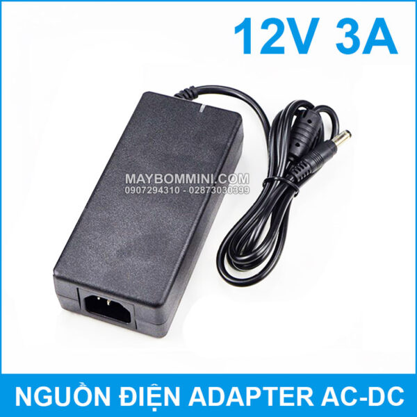 Nguon Dien Bien The Adapter 220v 12v 3a
