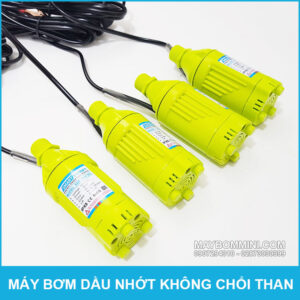 May Bom Chim 12V Khong Choi Than 30L DO