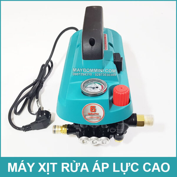 May Xit Ap Luc Cao Tmax 220V 150bar