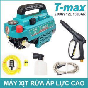 May Xit Rua Xe Ap Luc Cao 220v 2500W 12L 150bar T Max