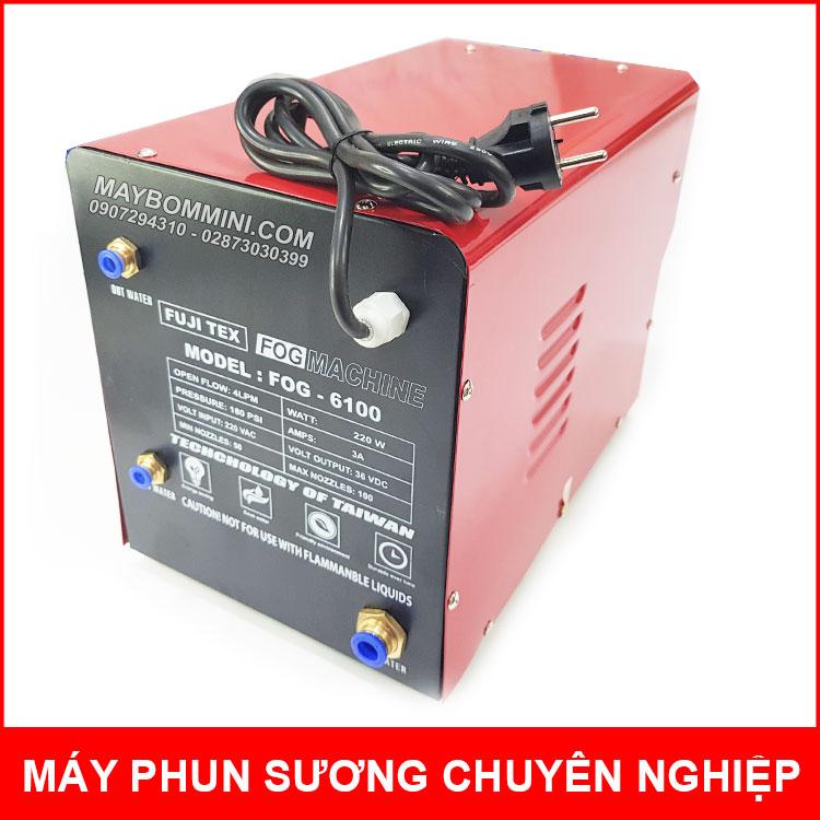 Nha Cung Cap May Phun Suong 100 Bec Chinh Hang