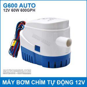 May Bom Chim Tu Dong 12V G600 Auto