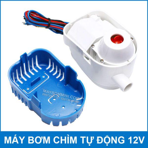 May Bom Nuoc Ngao Tu Dong 12v