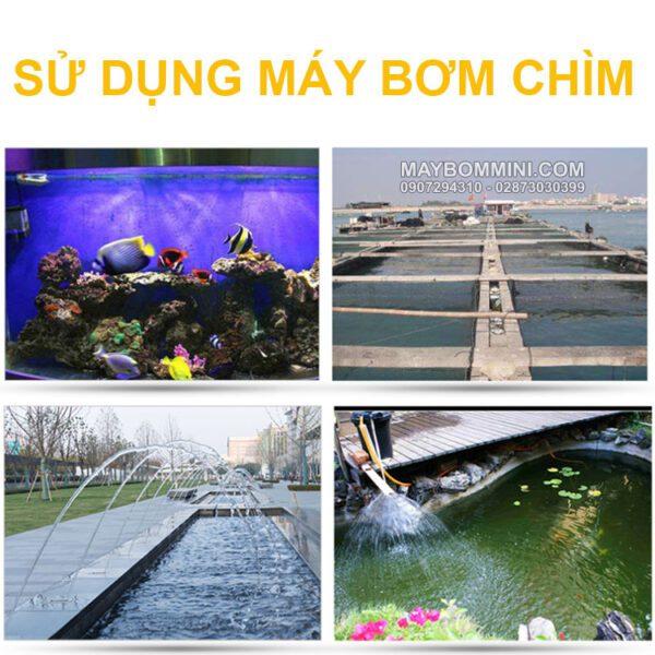 Ung Dung Va Su Dung May Bom Chim 220v