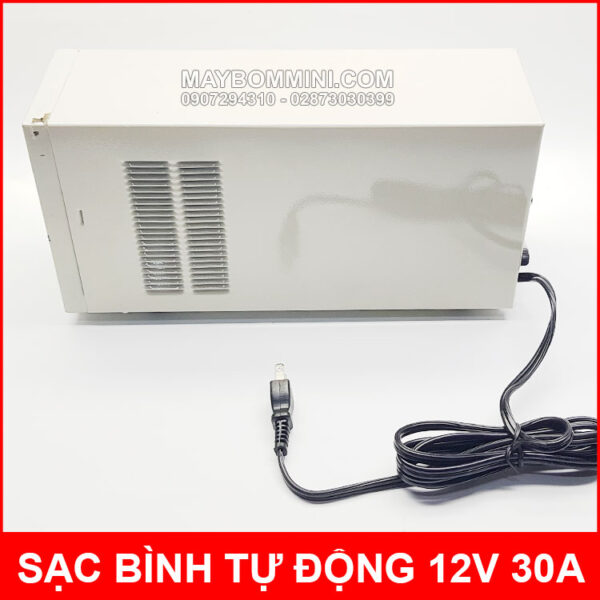 Automatic Charger 12v 30A