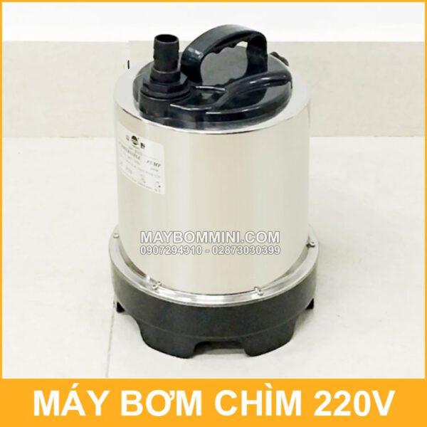 May Bom Chim Inox Cao Cap Yamano
