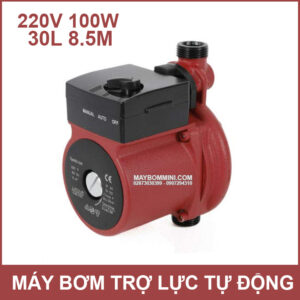 May Bom Tro Luc Nuoc Tu Dong 220v 100w 30l