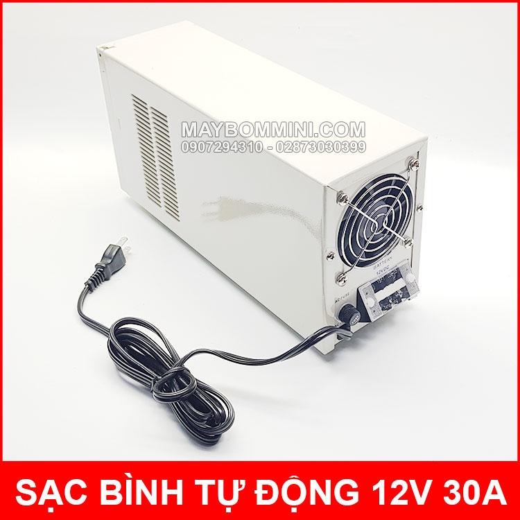Sac Binh Ac Quy Oto Chuyen Nghiep 12v