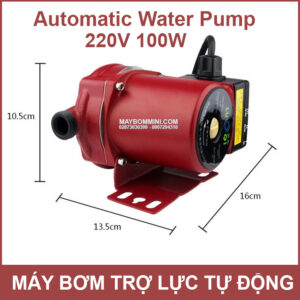 Automatic Water Pump 220V 100W