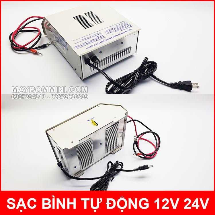 Bo Sac Dien Cho Binh Ac Quy 12v 24v