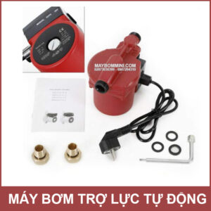 Bom Nuoc Tro Luc May Giat Tu Dong 220v