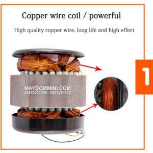 Copper Wire Coil