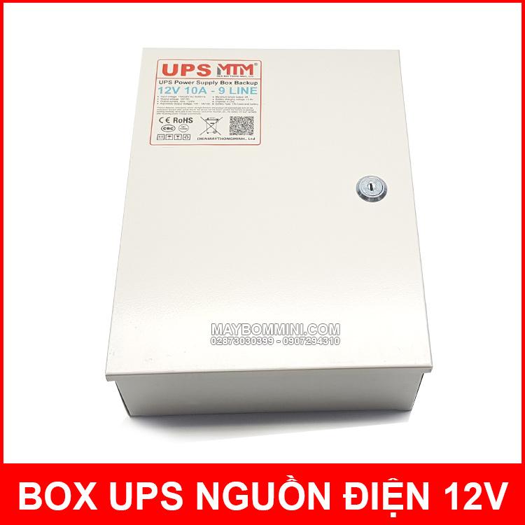Bo Lu Dien UPS 12V 120W Gia Re Chat Luong