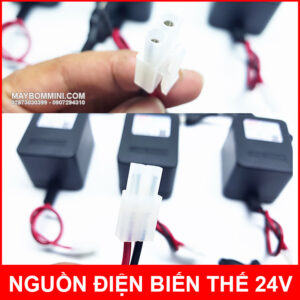 Jack Cam Nguon Dien May Loc Nuoc RO