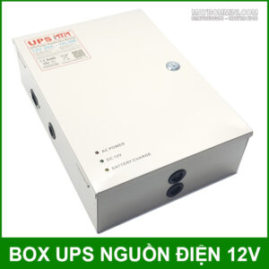 Power Supply 18CH Backup Switching Power For Accumulator Battery 12V 20A