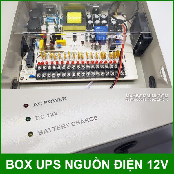 UPS 12V 240W Gia Re