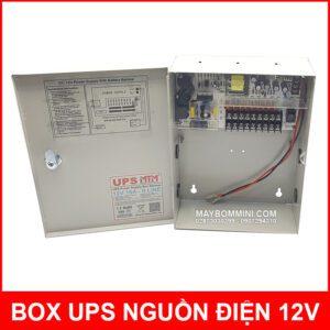 UPS Power Supply Box Backup 12v 10a MTM