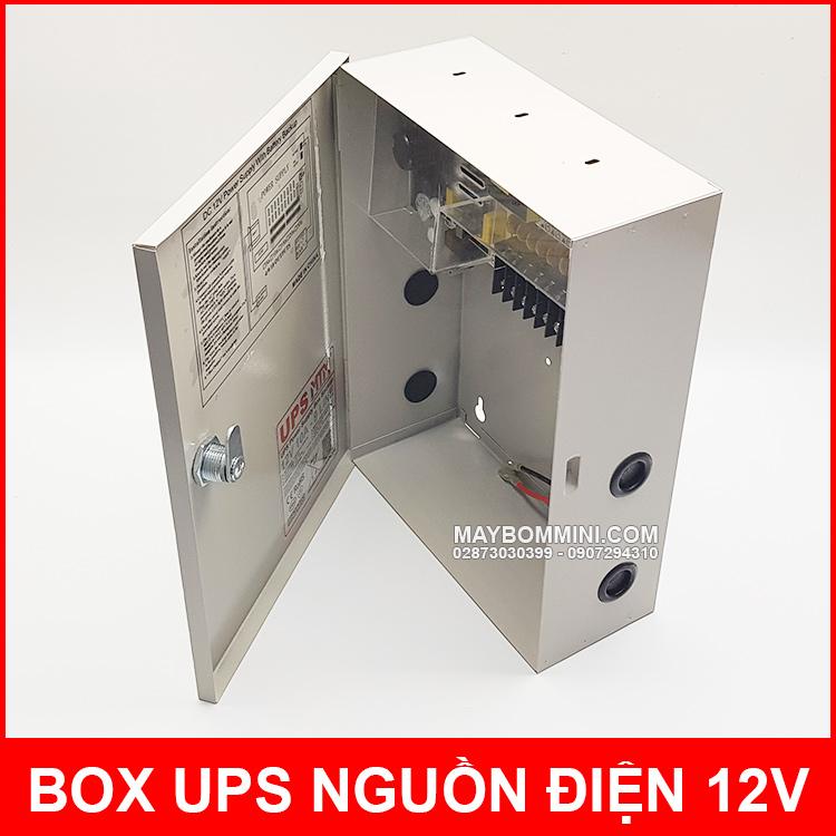 UPS Luu Dien 12v 120v MTM