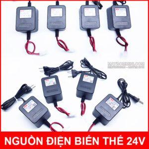 Adapter 220V 24V DC Gia Re