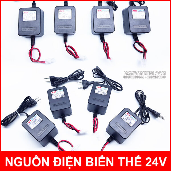 Adapter 220V 24V DC Gia Re
