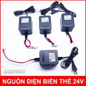 Ban Nguon Dien 24v May Phun Suong Loc Nuoc RO