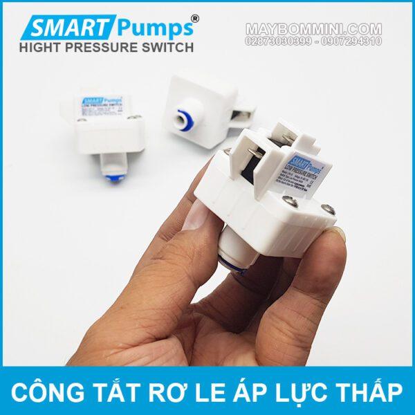 Cong Tat Ap Luc Thap Cho May Loc Nuoc RO