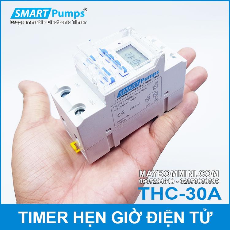 Cong Tat Hen Gio Dien Tu Cao Cap Chinh Hang 220V 30A