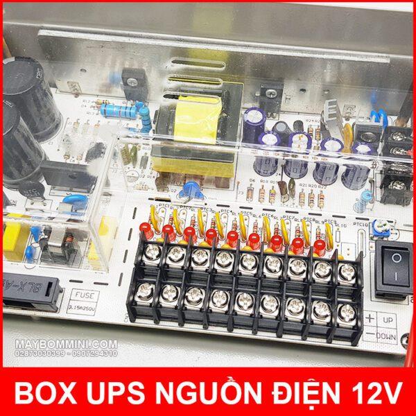 Mach Dien UPS 12V 10A