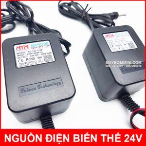 Nguon May Phun Suong 24v Chinh Hang