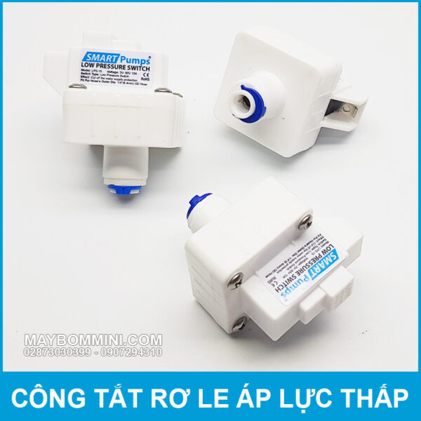 Role Tu Dong May Loc Nuoc RO