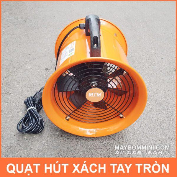 Quat Hut Tron 220V Chinh Hang