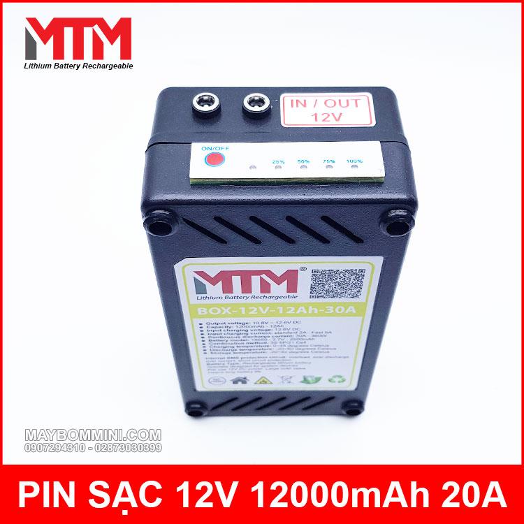 UPS 12V 12Ah Cao Cap