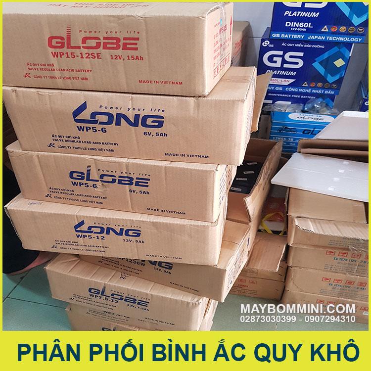 Cung Cap Phan Phoi Si Le Ac Quy Kho Cac Loai