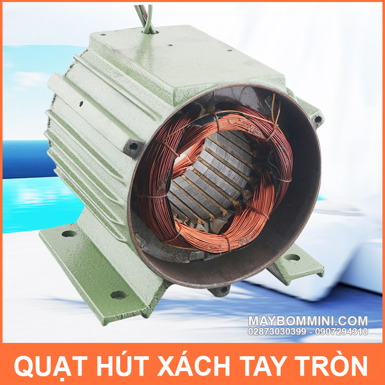 Motor May Quat Hut Tron Xach Tay 220V