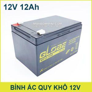 Phan Phoi Ac Quy Chi Kho 12V 12Ah Chinh Hang