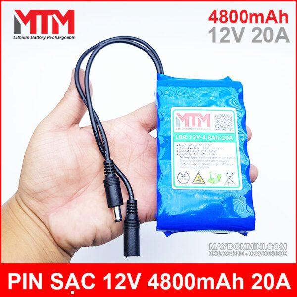 Phan Phoi Pin Lithium Lion Gia Re 12V 24V 48V Cao Cap