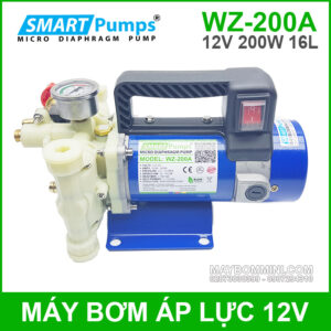 May Bom Ap Luc Cao 12V WZ 200A