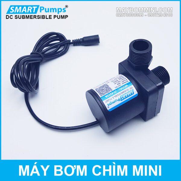 Chuyen Ban Cac Loai Bom Nuoc Mini 12v 24v Gia Re