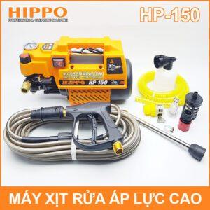 Bom Xit Rua Xe Ap Luc Cao Gia Dinh Mini Hippo HP 150