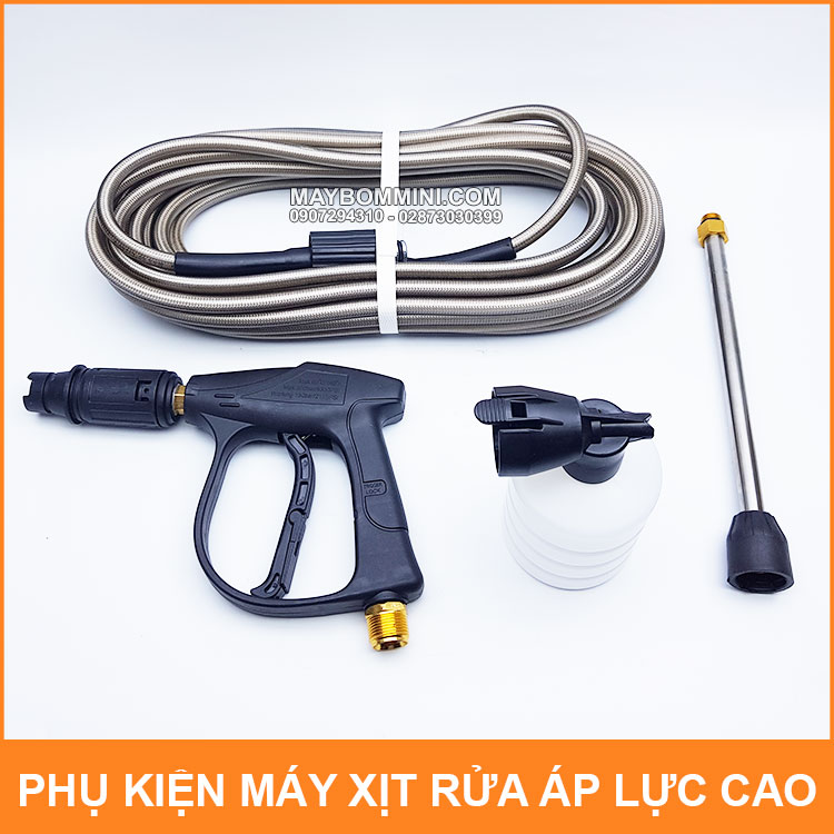 Bo Phu Kien May Rua Xe Ap Luc Cao HIPPO