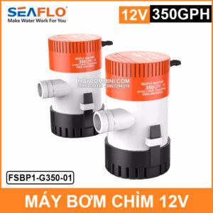 Bom Nuoc Mini Chim Tau Ca Thuyen Cano 12v
