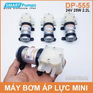 Ban Bom Nuoc Mini Gia Re 24v DP 555