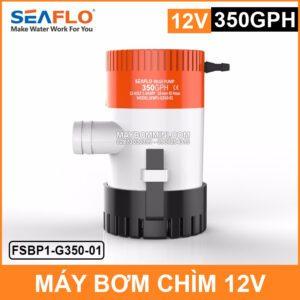 Bom Chim 12v G350 SEAFLO Chinh Hang