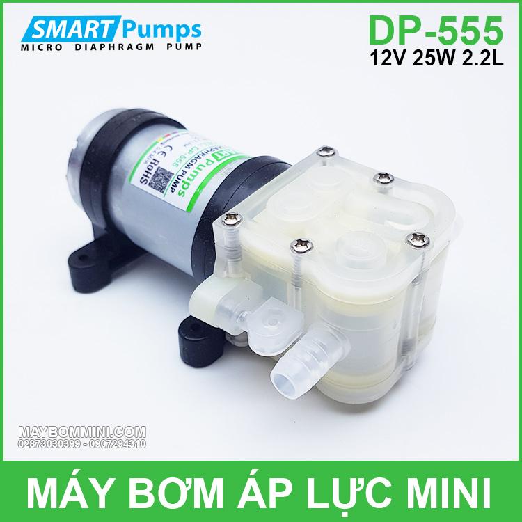 Bom Nuoc Mini 12v DP555