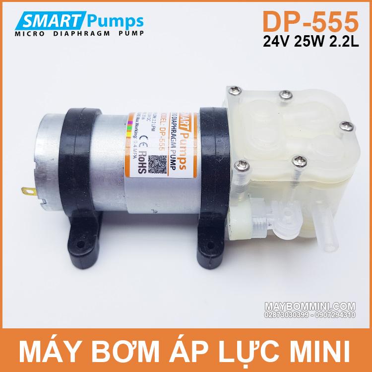 Bom Nuoc Mini 24v DP 555