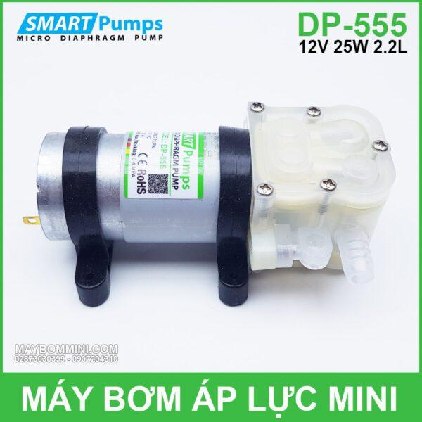 May Bom 12v Gia Re DP 555