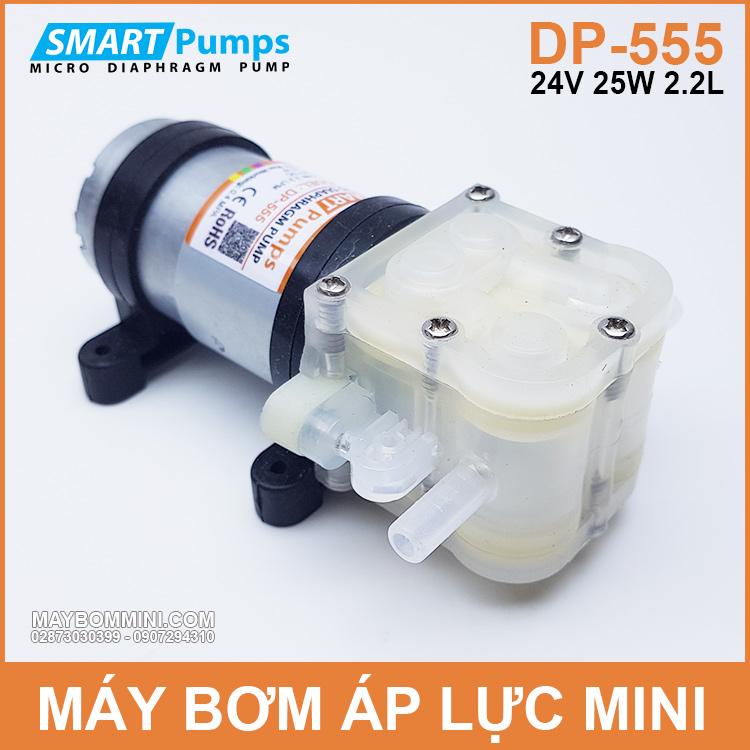 May Bom Mang 24v Mini