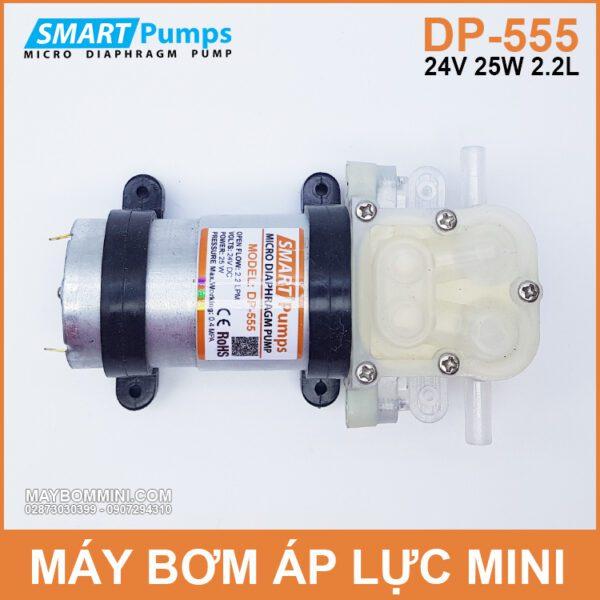May Bom Mini Smartpumps DP 555 24V